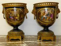 pair of Sevres